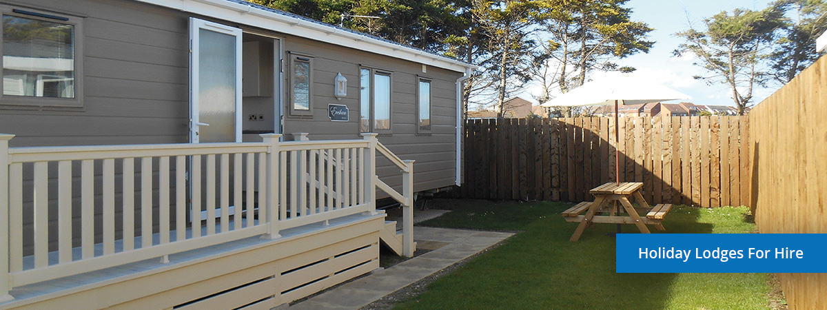 Southsea Holiday Lodge For Hire